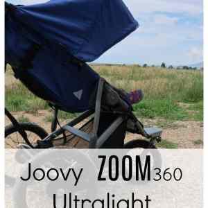 Joovy Zoom 360 Ultralight Review
