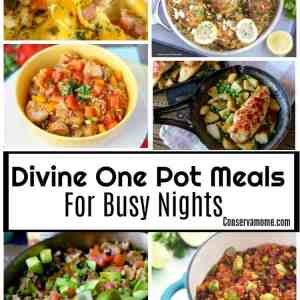 Divine One Pot Meals For Busy Nights