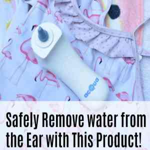Safely Remove Water from the Ear with acQuaMD