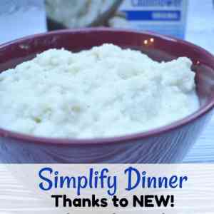 Simplify Dinner Thanks to NEW! Veggie Made Products from Birds Eye Veggies + Giveaway