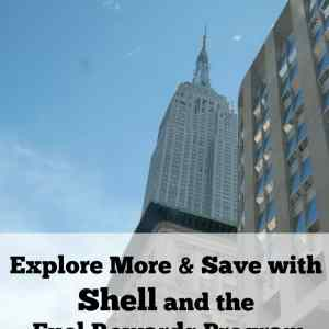 Explore More and Save with the Shell and The Fuel Rewards Program