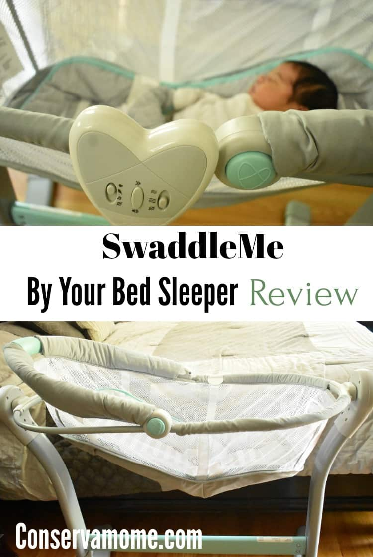Find out why the SwaddleMe By Your Bed Sleeper is a must have for parents with babies.