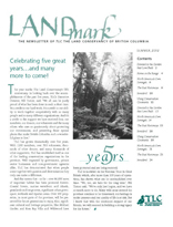 LandMark Summer 2002