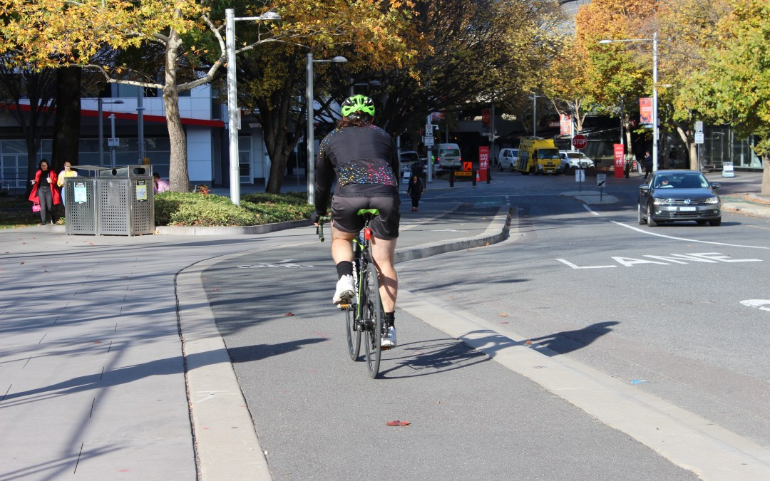 Moving Canberra – Integrated Transport Strategy