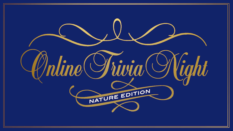 Online Nature Trivia 2021