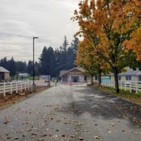 The Clackamas SWCD Conservation Resource Center in Beavercreek, OR.