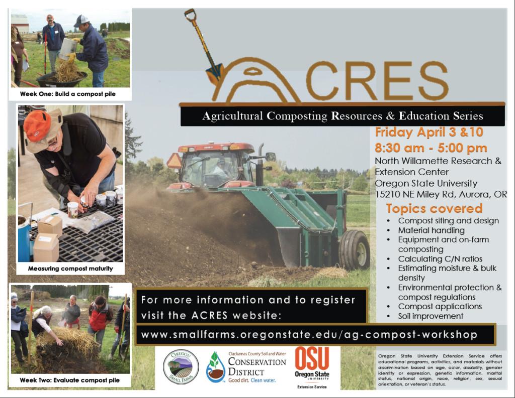 ACRES info