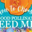NRCS Pollinator Mix