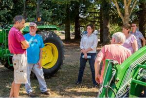 Learn new skills and meet new friends at Small Farm School.