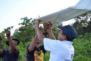 Purushottam launching the Vanguard