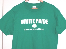 White Pride T-shirt