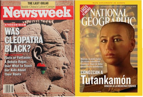 """Were Cleopatra and King Tut Examples of """"Black Egyptians"""""""