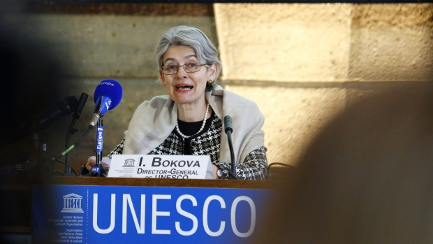 """UNESCO director condemns """"cultural cleansing of Iraq"""" as a war crime"""