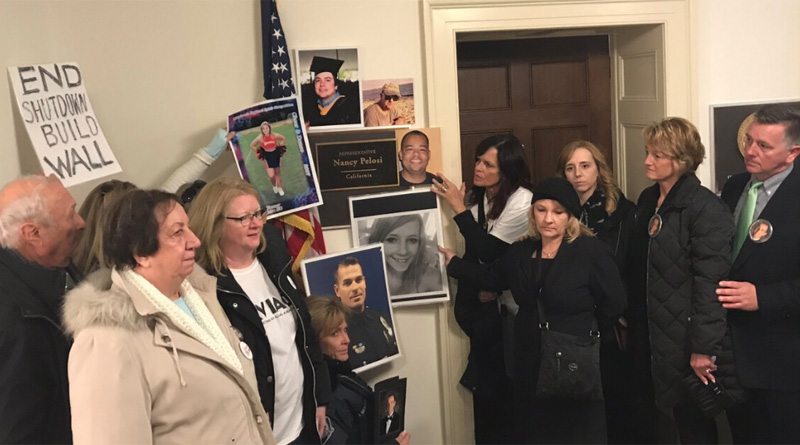 Angel moms try to meet with Nancy Pelosi