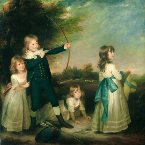 late 18th century children