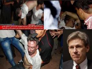 Body of Ambassador Libya