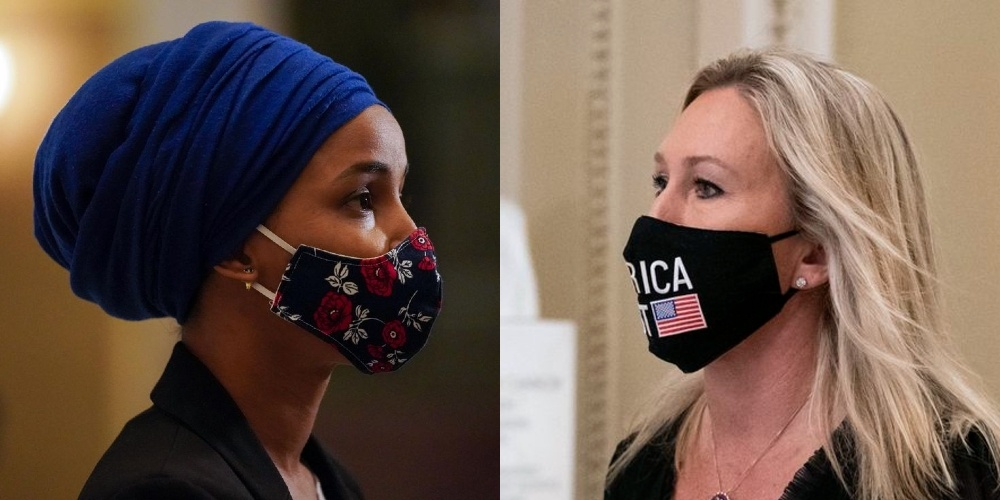 Marjorie Taylor Greene calls for investigation into Ilhan Omar's involvement in BLM and MN riots