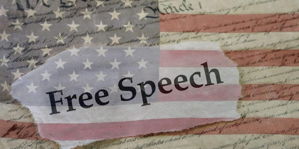 U.S. Heading Toward Criminalization of Speech, Warns Top Law Professor
