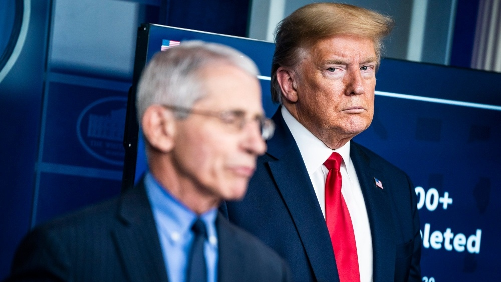 Trump_ Fauci Likes to Say That He Is 'Science,' When in Fact He Is Merely Science Fiction
