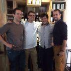 Romain Allender, Chad Cannon & Mehdi El Morabit