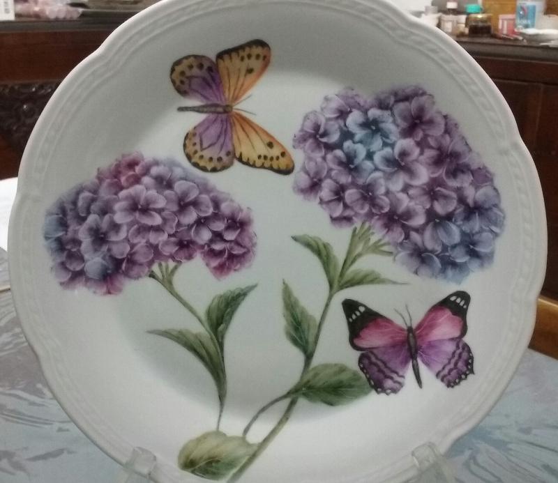 Conservatorio Grassi  Profesorado de Pintura en Porcelana