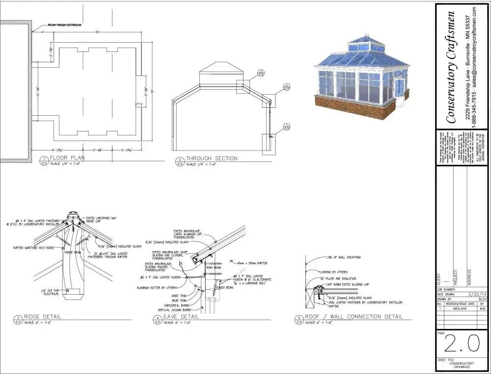 Case Study: Linkways and Lanterns • Conservatory Craftsmen