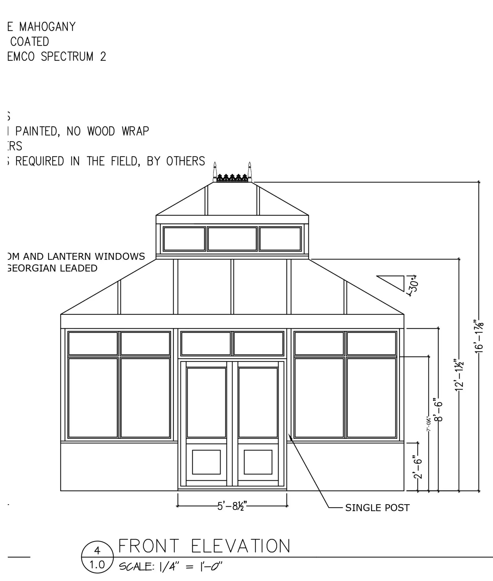 Featured Project: Hanover, PA • Conservatory Craftsmen