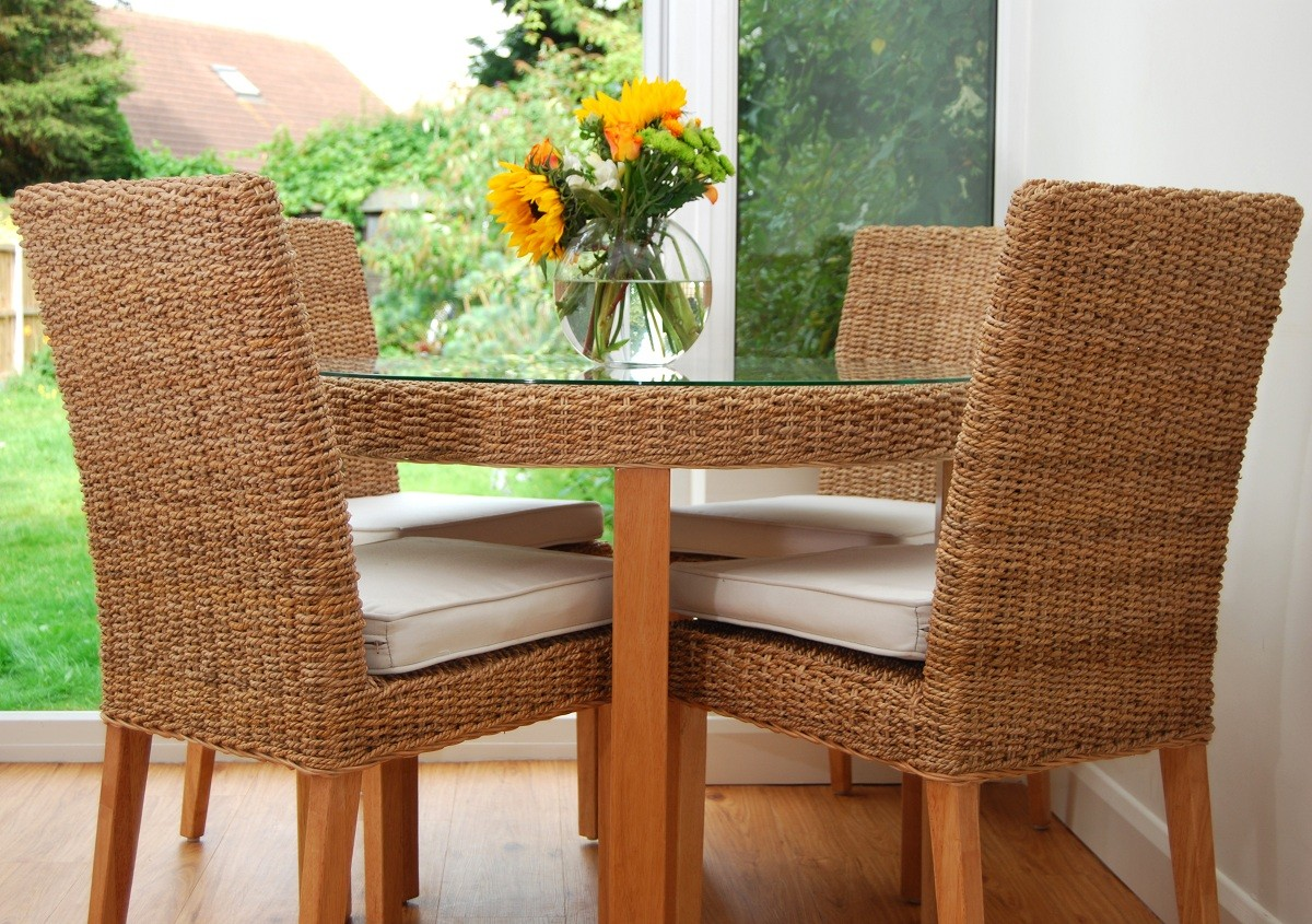 Seagrass Dining Chairs Tioman Seagrass Dining Chair