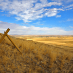 http://www.dreamstime.com/stock-images-fence-american-prairie-image11552204