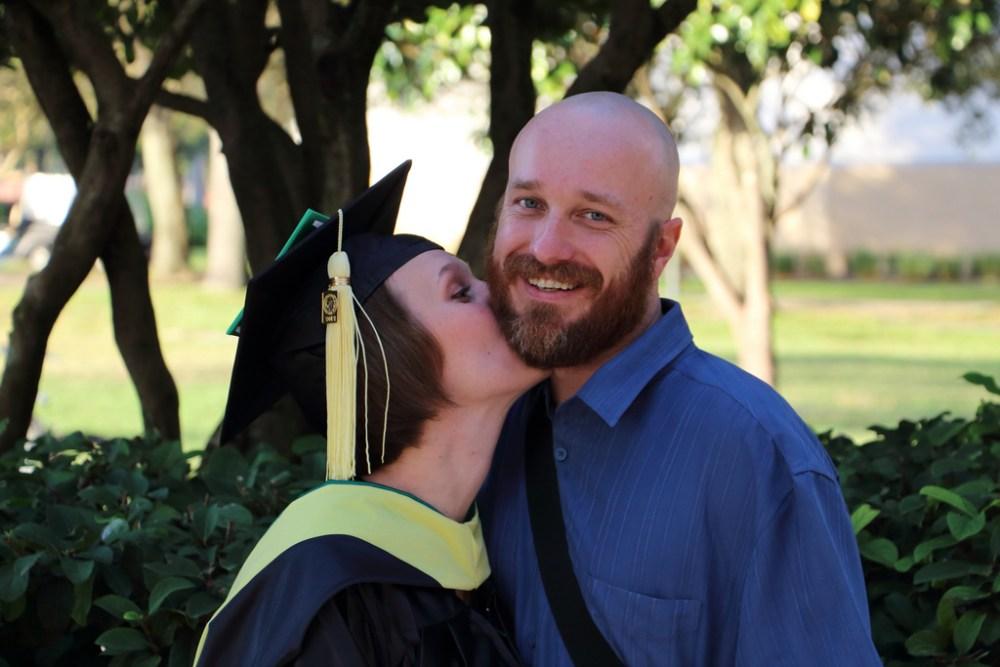 Finally a Graduate! (2/3)
