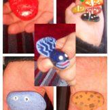 Vanesse B - Decorating Pebbles