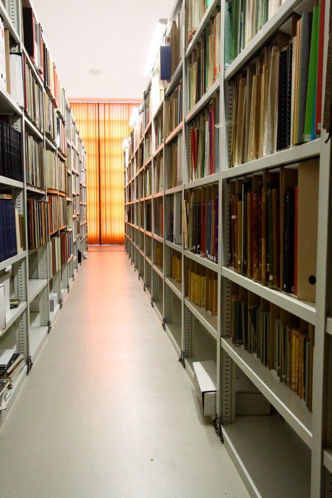Biblioteca del Conservatorio Superior de Música «Manuel Castillo» de Sevilla