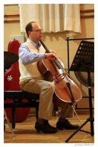 Gregory - Curso de cello - Greg Hamilton
