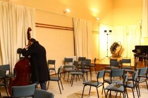 Orquesta Sinfónica del Conservatorio - Primer encuentro