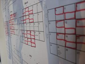 Plazos de interés para el curso 2011-12