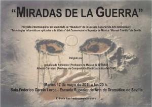 Miradas de la guerra — Proyecto interdisciplinar