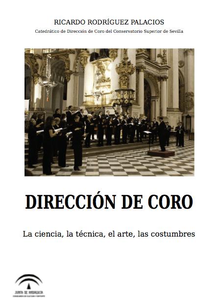 Ricardo Rodríguez - Libro Dirección de Coro