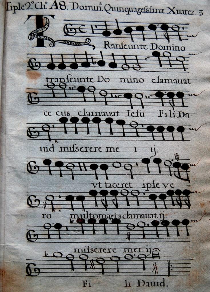 La música Coral del Cabildo Catedral de Sevilla durante el siglo XVII