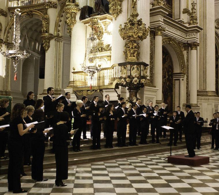 "Coro ""Manuel De Falla"" del Conservatorio Superior de Sevilla"