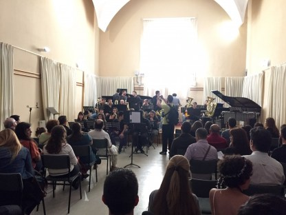 Big Band del conservatorio
