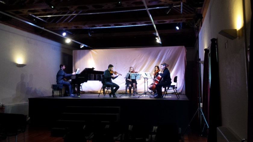 II Concurso de Música de Cámara Jose Gamez Gran Final