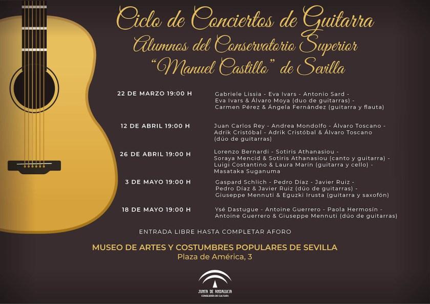 Ciclo de Conciertos de Guitarra