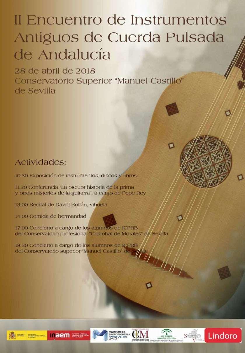 II Encuentro de Instrumentos Antiguos de Cuerda Pulsada