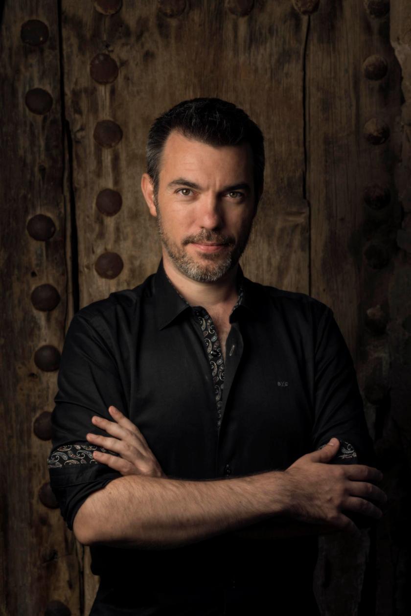 Alfonso Sebastián Alegre. Foto (C) Pablo Fernández Juárez