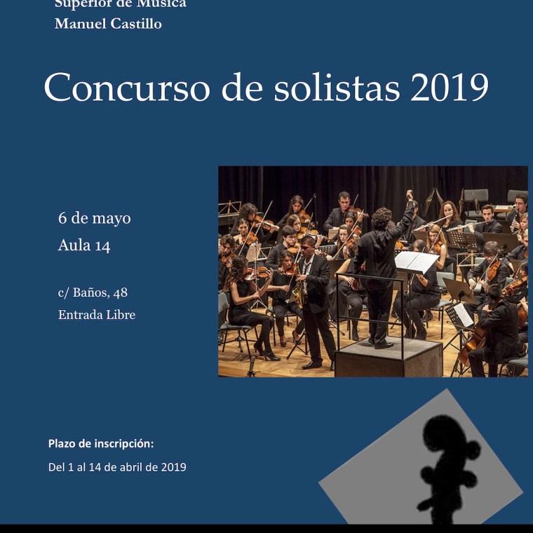 Concurso de Solistas 2019