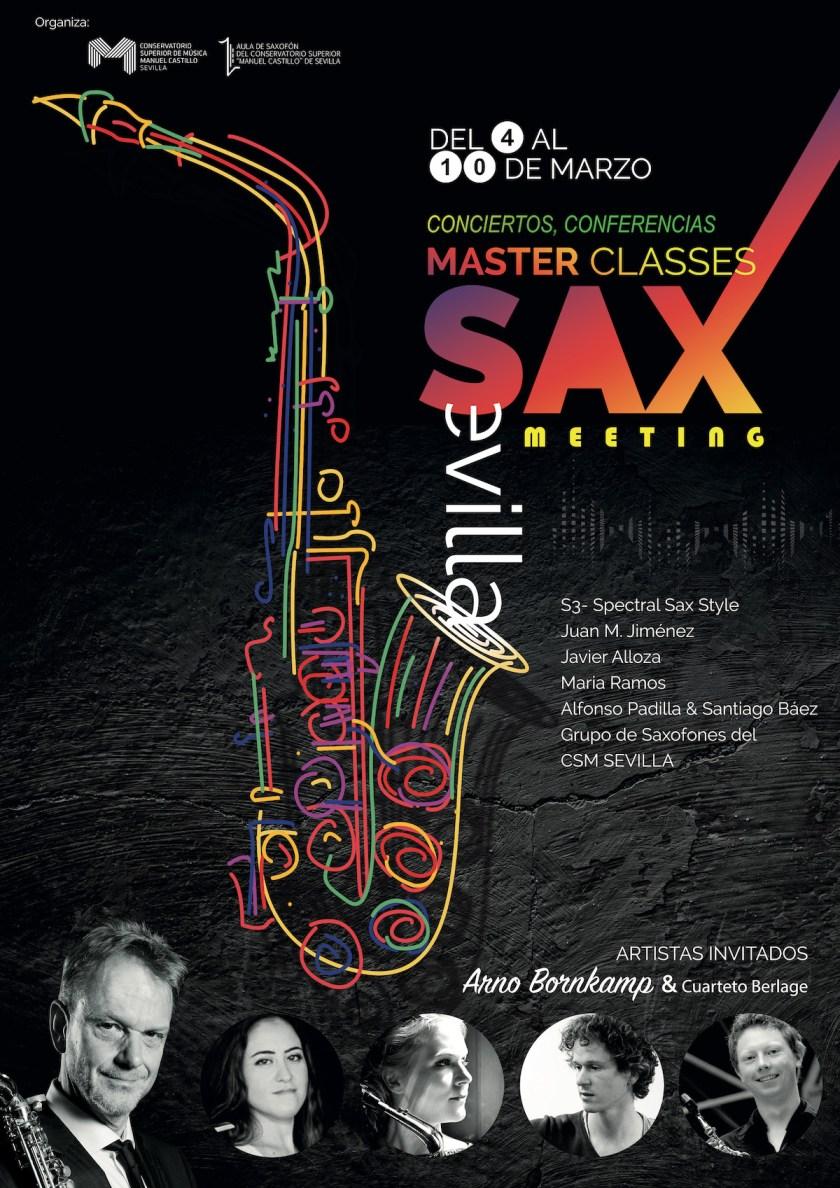 Sevilla Sax Meeting 2019