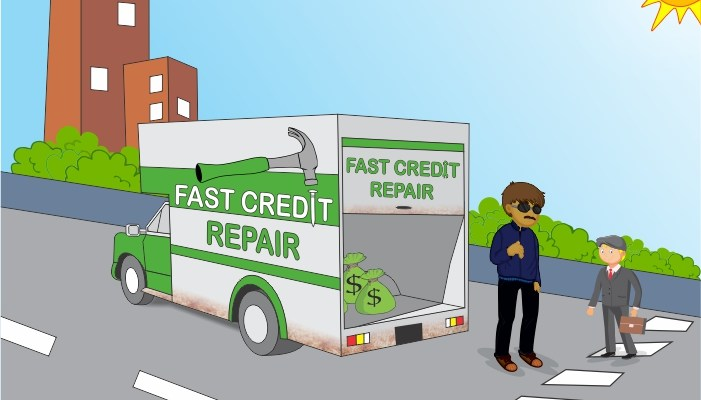 Credit Repair Fraud Consider The Consumer
