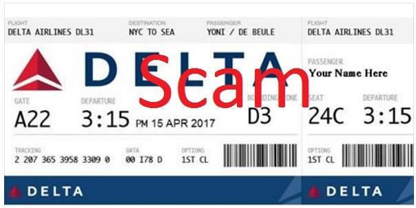 Delta Airlines Scam Consider The Consumer