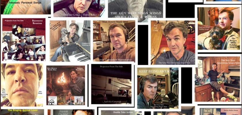 Matt Farley Motern Media 19,000 Song Guy Consider The Consumer Interview