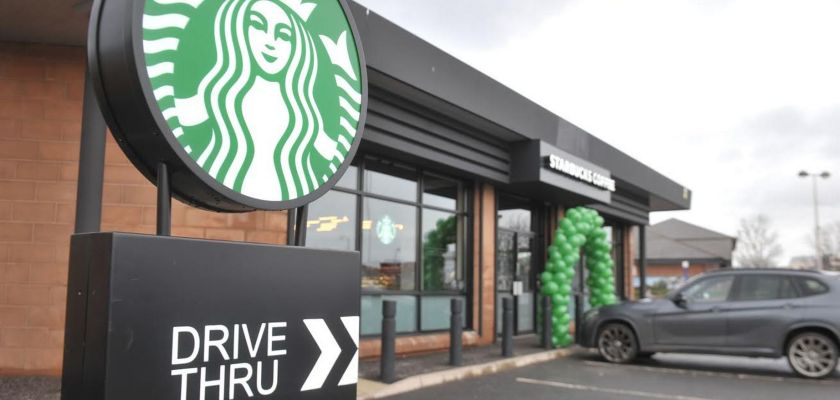 Starbucks Drive-Thru Strategy Consider The Consumer